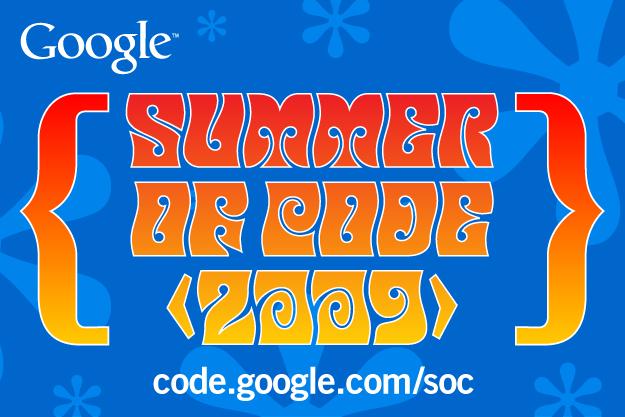 Google Summer of Code 2009 logo