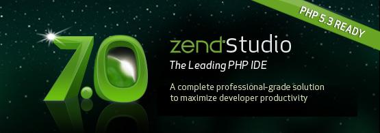 Zend Studio 7, a PHP IDE